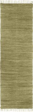 Fleckerlteppich Julia in Braun, ca. 70x230cm - Braun, KONVENTIONELL, Textil (70/230cm) - Mömax modern living