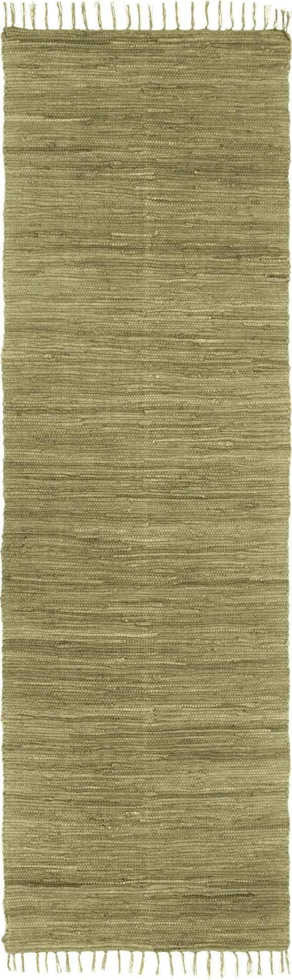 Rongyszőnyeg Julia - barna, konvencionális, textil (70/230cm) - MÖMAX modern living