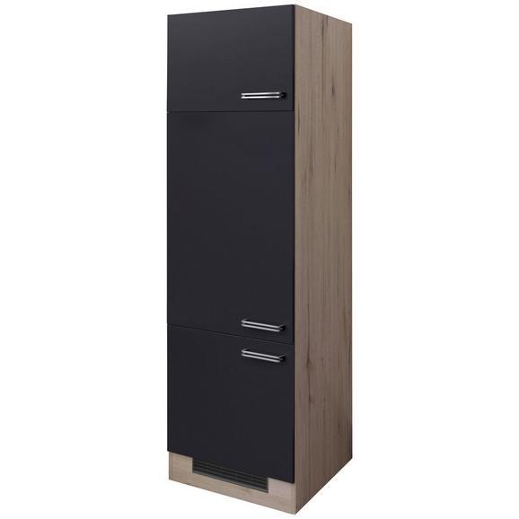ger teumbauschrank anthrazit eiche online kaufen m max. Black Bedroom Furniture Sets. Home Design Ideas
