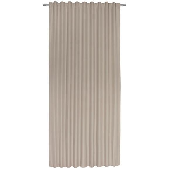 Končana Zavesa Gerd - 2-delni Set - bež, tekstil (135/245cm) - Mömax modern living