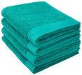 Handtuch Dolly ca.50x100cm - Türkis, KONVENTIONELL, Textil (50/100cm) - Mömax modern living