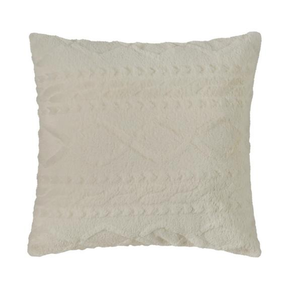 Zierkissen Anna in Offwhite ca.45x45cm - Textil (45/45cm) - Mömax modern living