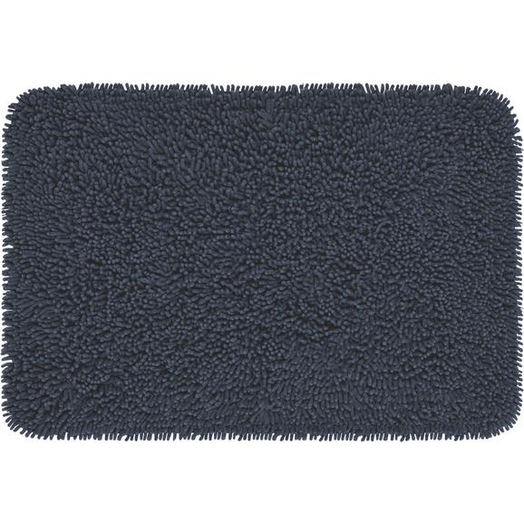 Badteppich Jenny Anthrazit 60x90cm - Anthrazit, Textil (60/90cm) - Mömax modern living