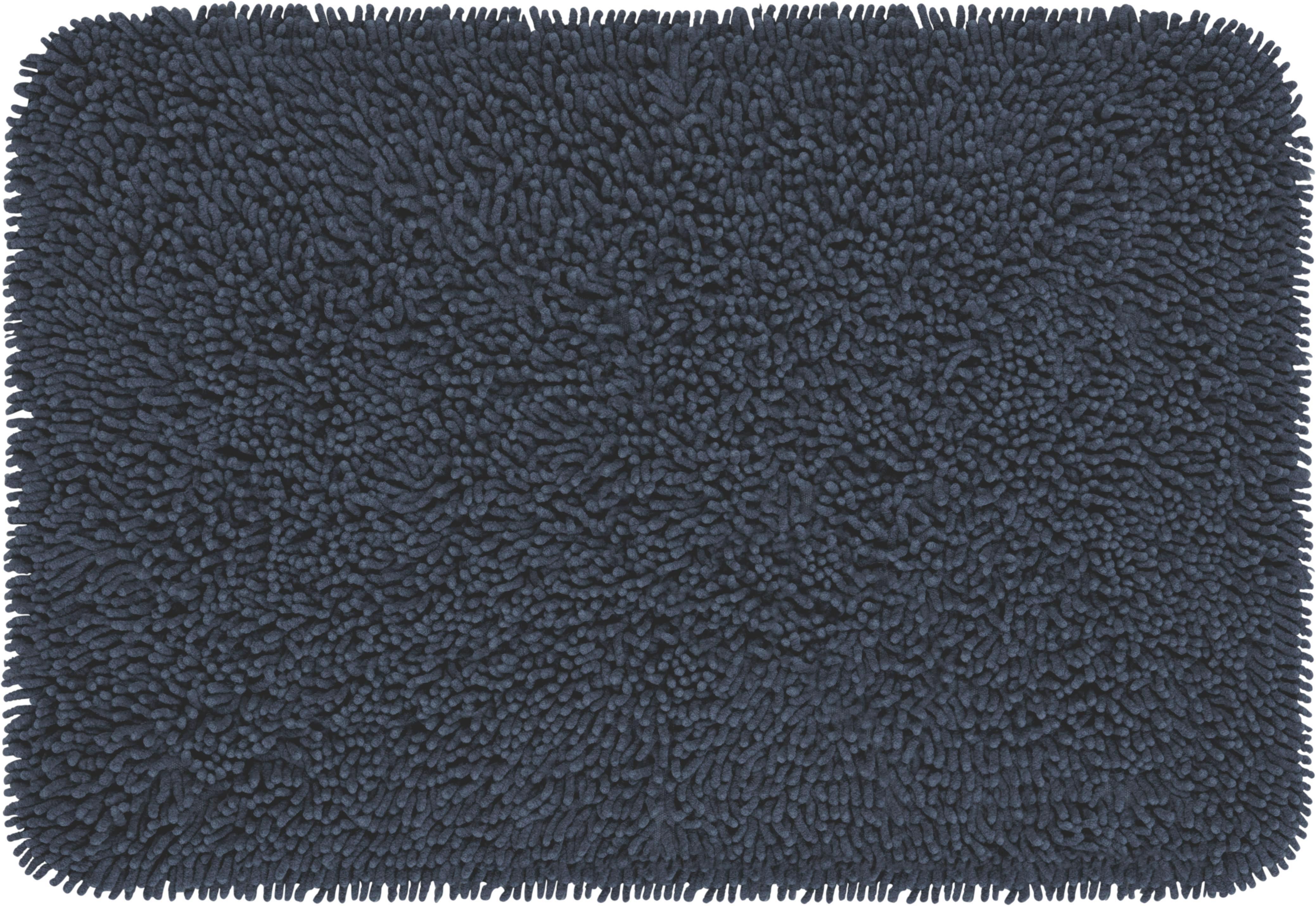 Fürdőszobaszőnyeg Jenny - antracit, textil (60/90cm) - MÖMAX modern living