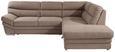 Sedežna Garnitura Victory - bež, Konvencionalno, tekstil (264/217cm) - premium living