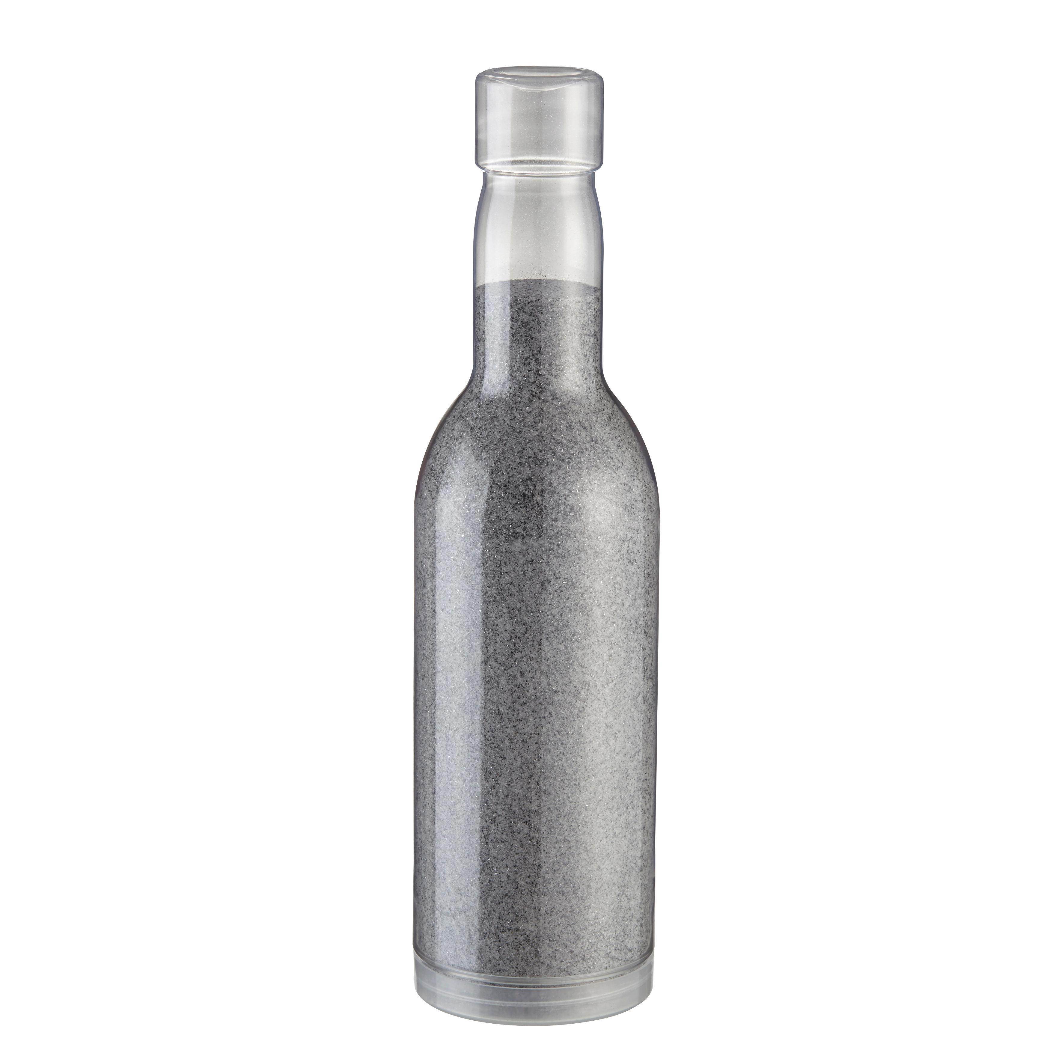 Dekorhomok Spiegel - világos kék/natúr színek, üveg (0,65l) - MÖMAX modern living