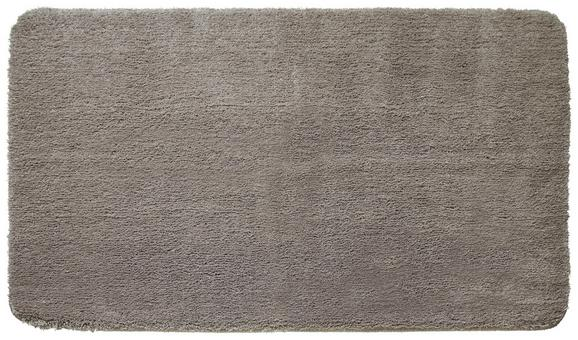 Badematte Juliane Grau 70x120cm - Grau, Textil (70/120cm) - Premium Living
