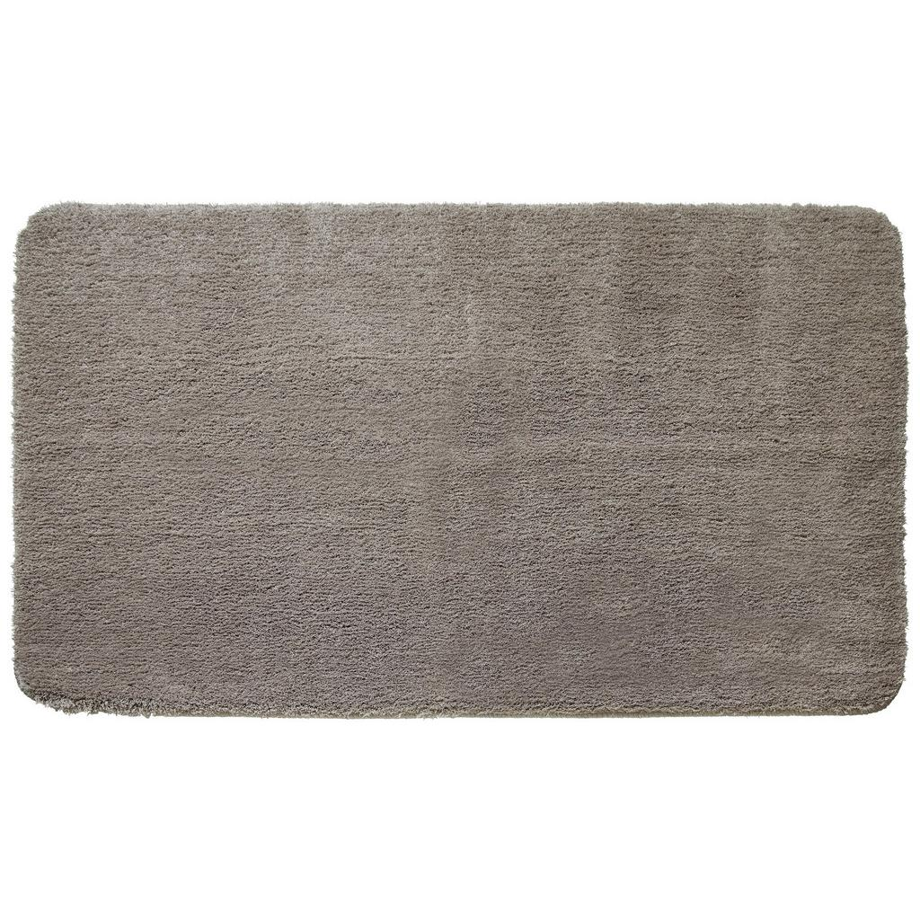 Badematte Taupe