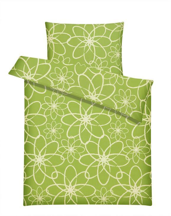 Bettwäsche Isabella 140x200cm - Lila/Petrol, Textil (140/200cm) - Mömax modern living