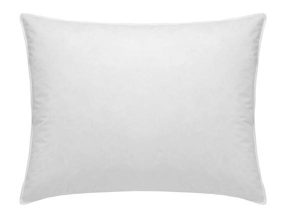 3-Kammer-Polster Vanessa in Weiß, ca. 70x90cm - Weiß, Textil (70/90cm) - Mömax modern living