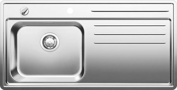 Spüle Blancostrato Pro-if - MODERN (100/17,5/51cm) - Blanco