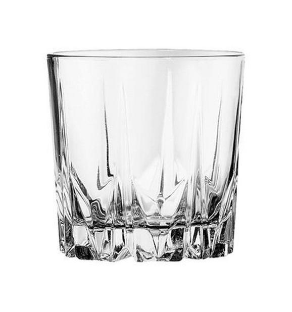 Whiskys Pohár Karat - Áttetsző, Üveg