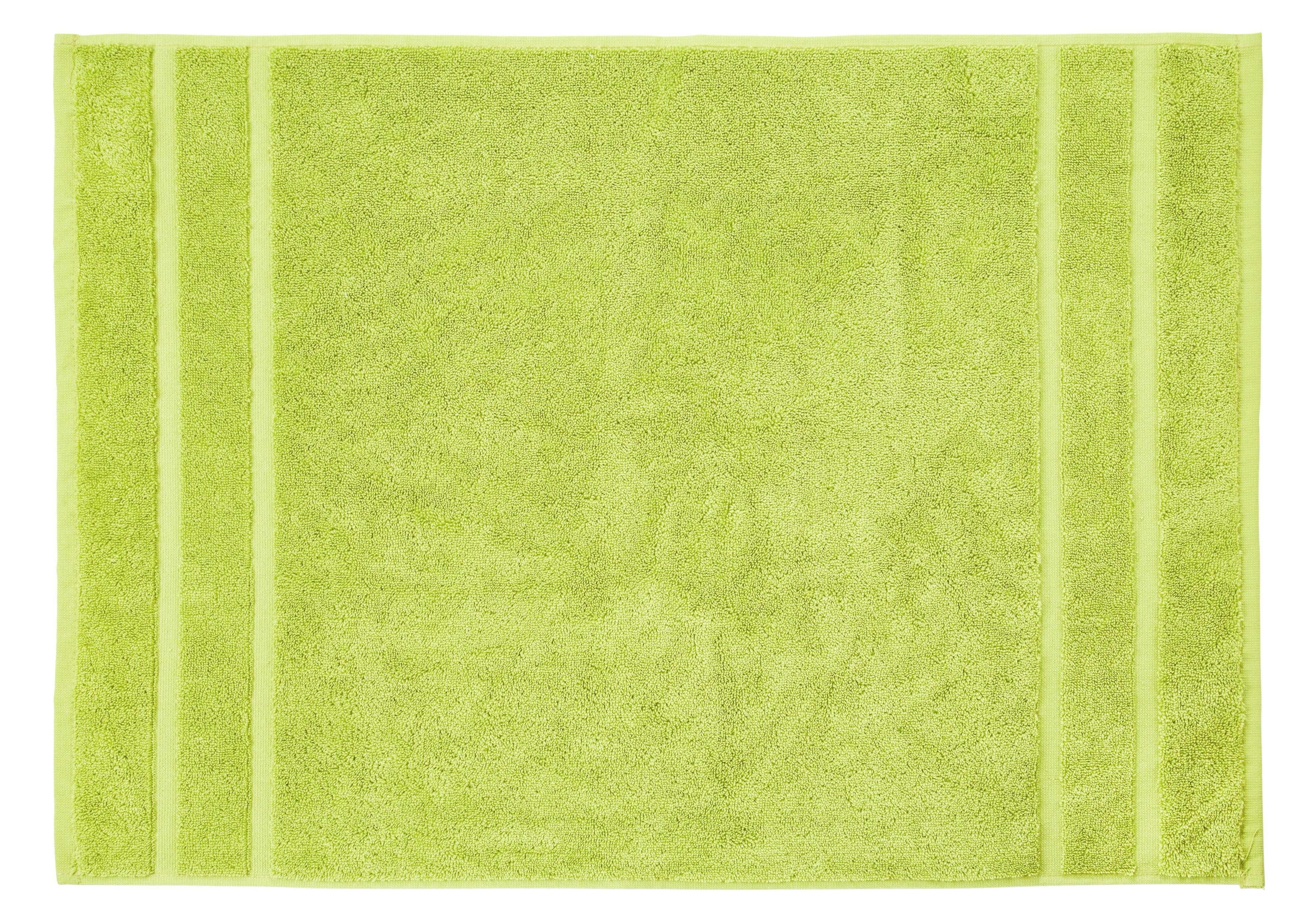 Badematte Melanie ca. 50x70cm - Grün, Textil (50/70cm) - MÖMAX modern living