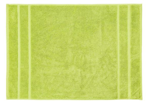 Fürdőszobaszőnyeg Melanie - zöld, textil (50/70cm) - MÖMAX modern living